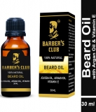 Beard Oil with Argan Oil & Vitamin E (100% Natural ) -30ml