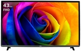 BPL 109 cm (43 inches) Vivid Full HD LED TV (Black)