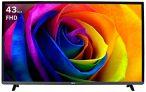BPL 109 cm (43 inches) Vivid Full HD LED TV (Black)