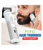 HTC  Beard Trimmer Silver