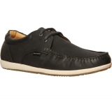 Men Blue Casual Shoes by HUSH PUPPIES