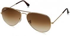 Rayban Aviator unisex Sunglasses Light Red